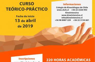 XXVII Curso de Kinesiología Intensiva