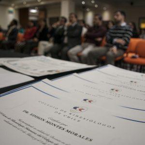 Kineintensiva entrega certificados a 120 profesionales de la kinesiología
