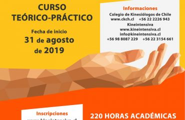 XXVIII Curso de Kinesiología Intensiva