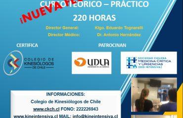 XXIX Curso de Kinesiología Intensiva